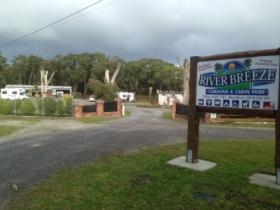 Riverbreeze Caravan  Cabin Park - Accommodation Mermaid Beach