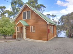 Orford Riverside Cottage - Accommodation Mermaid Beach