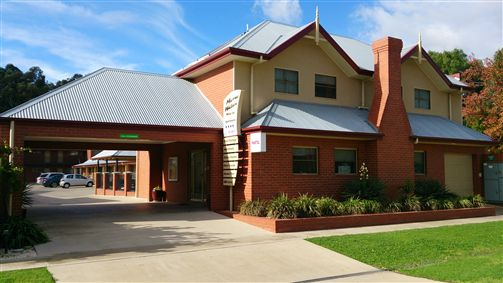 Murray Waters Motor Inn  Apartments - Accommodation Mermaid Beach