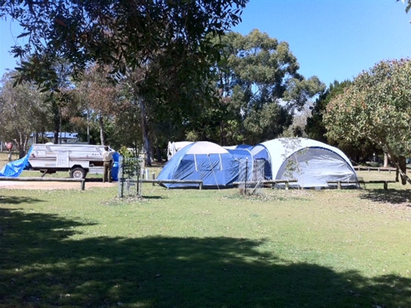 Amity Point Camping Ground