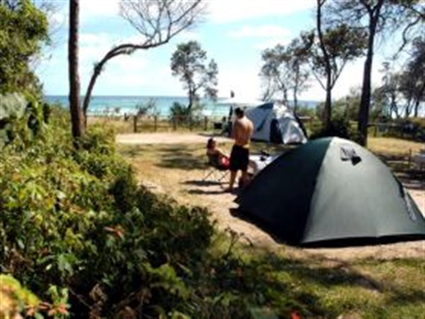 Flinders Beach Foreshore Camping Grounds