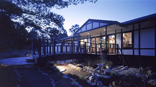 Shizuka Ryokan Japanese Country Spa  Wellness Retreat - Accommodation Mermaid Beach