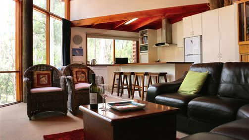 MannaGum Alpine Lodge - Accommodation Mermaid Beach