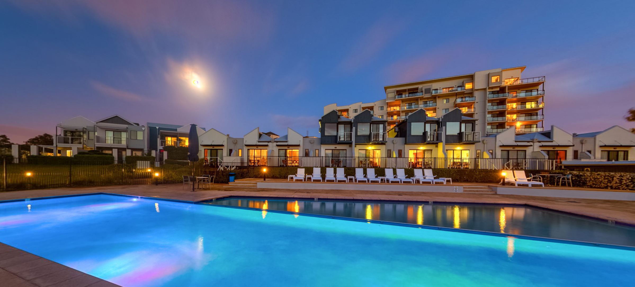 Assured Ascot Quays Apartment Hotel - Accommodation Mermaid Beach