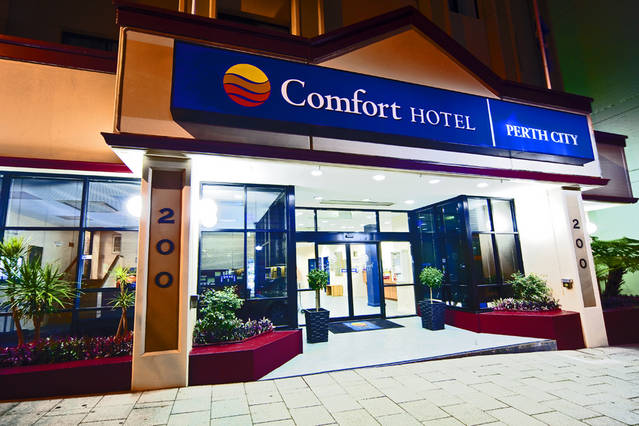 Comfort Hotel Perth City - Accommodation Mermaid Beach