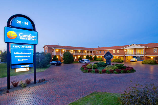 Comfort Inn  Suites King Avenue - Accommodation Mermaid Beach