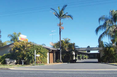 Countryman Motel - Accommodation Mermaid Beach