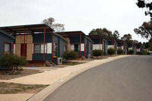 Eaglehawk Holiday Park - Accommodation Mermaid Beach