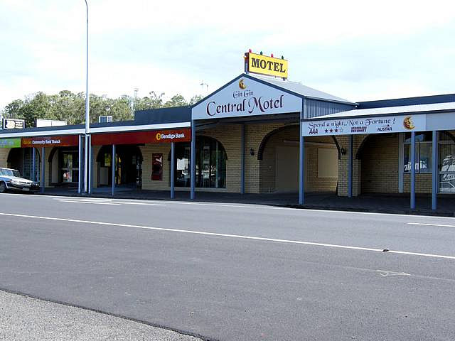 Gin Gin Central Motel - Accommodation Mermaid Beach