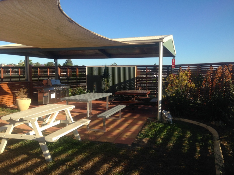 Gympie Caravan Park - Queens Park - Accommodation Mermaid Beach