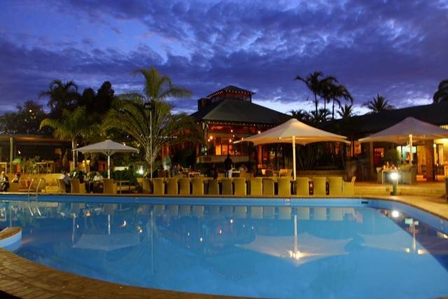 Karratha International Hotel - Accommodation Mermaid Beach