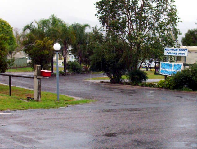 Kootingal Kourt Caravan Park - Accommodation Mermaid Beach