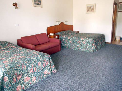 Leeton Heritage Motor Inn - Accommodation Mermaid Beach
