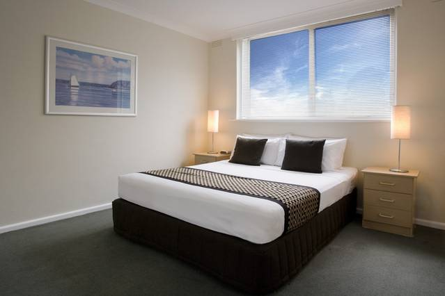 North Melbourne Serviced Apartments - Accommodation Mermaid Beach