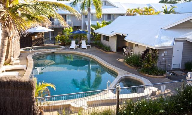 Pelican Beach Resort Noosa