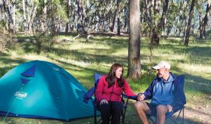 Apsley Falls campground - Accommodation Mermaid Beach