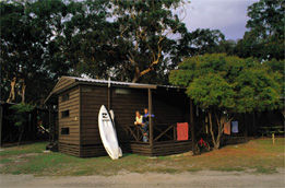 Sandbar  Bushland Caravan Parks - Accommodation Mermaid Beach
