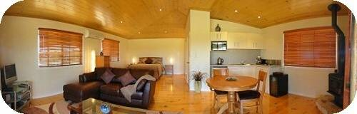 Scenic Rim View Cottages for Couples - Accommodation Mermaid Beach