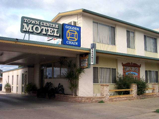 Town Centre Motel - Accommodation Mermaid Beach