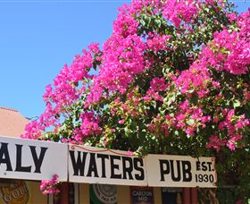 Daly Waters Historic Pub - Accommodation Mermaid Beach