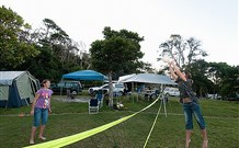 Flat Rock Tent Park - Accommodation Mermaid Beach
