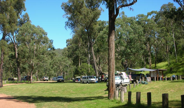 Washpools campground - Accommodation Mermaid Beach