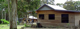 Banksia Lake Cottages - Accommodation Mermaid Beach