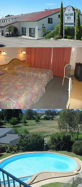 Tumut Motor Inn - Accommodation Mermaid Beach