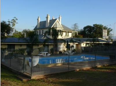 Airlie House Motor Inn - Accommodation Mermaid Beach