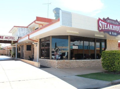 Biloela Centre Motel - Accommodation Mermaid Beach