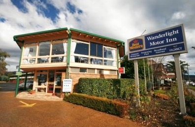 Best Western Wanderlight Motor Inn - Accommodation Mermaid Beach