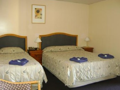 Mudgee Motor Inn - Accommodation Mermaid Beach