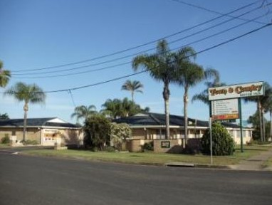Town and Country Motor Inn Tamworth - Accommodation Mermaid Beach