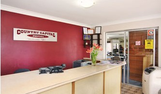 Country Capital Motel - Accommodation Mermaid Beach