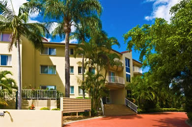 Bayview Waters Apartments - Accommodation Mermaid Beach
