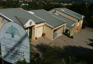 Hospital Grove Apartments - Accommodation Mermaid Beach