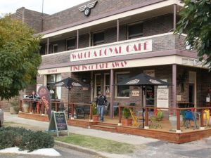 Walcha Royal Cafe and Boutique Accommodation - Accommodation Mermaid Beach
