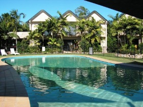 Hinchinbrook Marine Cove Resort Lucinda - Accommodation Mermaid Beach