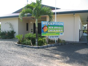 BIG4 Innisfail Mango Tree Tourist Park - Accommodation Mermaid Beach