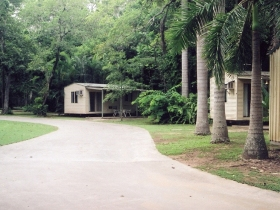 Travellers Rest Caravan and Camping Park - Accommodation Mermaid Beach