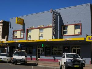 Club House Hotel Gunnedah - Accommodation Mermaid Beach