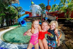 BIG4 Sunshine South West Rocks Holiday Park - Accommodation Mermaid Beach