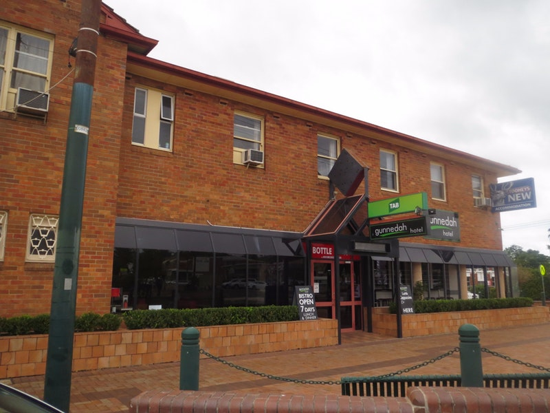 Gunnedah Hotel - Accommodation Mermaid Beach