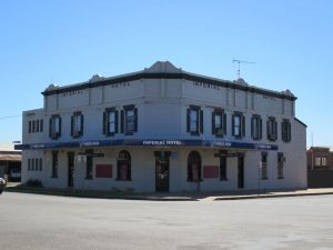 Imperial Hotel Gunnedah - Accommodation Mermaid Beach