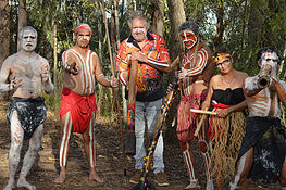 Didgeridoo Jam in the Park - Accommodation Mermaid Beach