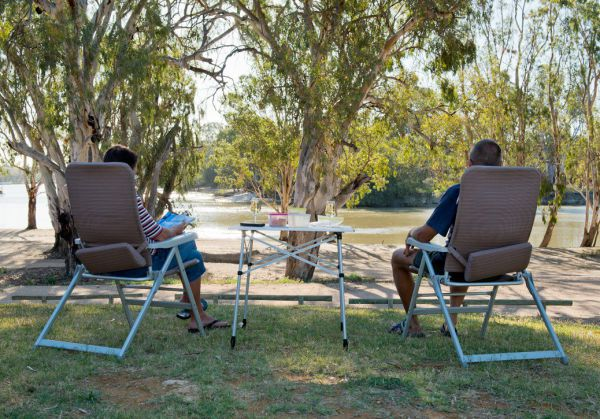 Loxton Riverfront Holiday Park - Accommodation Mermaid Beach