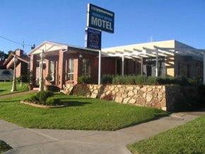 Golden Chain Murray River Motel - Accommodation Mermaid Beach
