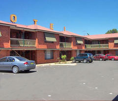 Poets Recall Motel - Accommodation Mermaid Beach