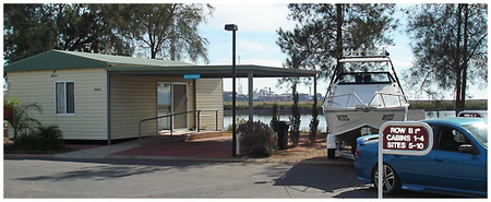 Port Pirie Beach Caravan Park - Accommodation Mermaid Beach