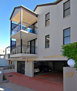 Spring Hill Mews - Accommodation Mermaid Beach
